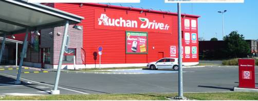 auchan drive 8 de r duction glaci re offerte. Black Bedroom Furniture Sets. Home Design Ideas