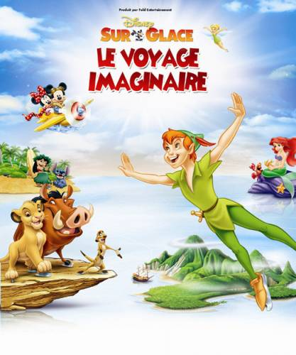 disney sur glace 2012 places en promo