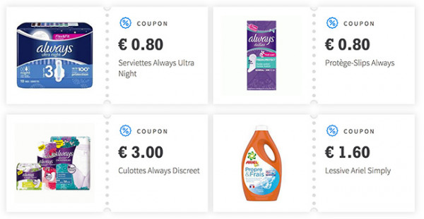 envie de plus coupons