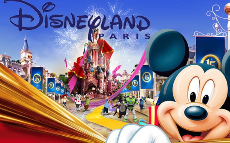 Disneyland paris s jour avec journ e offerte for Sejour complet disneyland paris