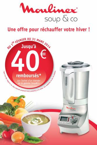 Moulinex soup co 40 rembours s - Moulinex soupe and co ...