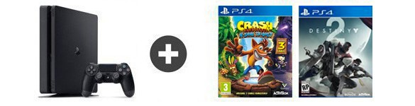 pack ps4 destiny 2 crash bandicoot