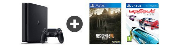 pack ps4 resident evil 7 wipeout