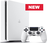 playstation 4 500 Go blanc