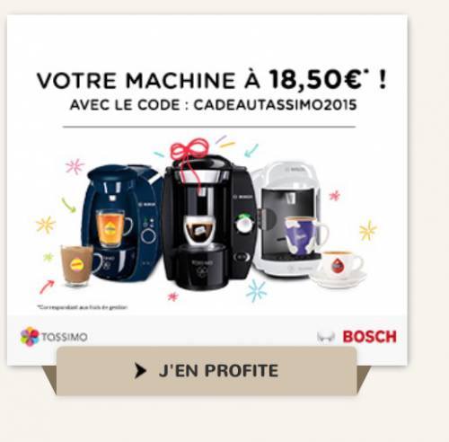 collectionnez les etoiles machine tassimo 18 5. Black Bedroom Furniture Sets. Home Design Ideas