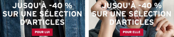 promotions printemps levi's