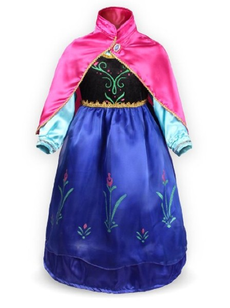 robe anna modele reine neiges