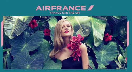 promotion air france monde entier