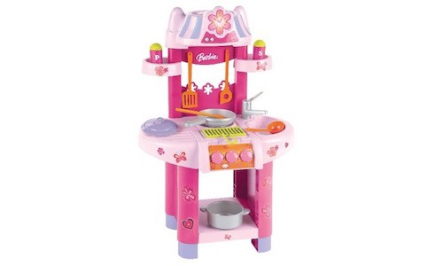cuisine klein barbie en promotion