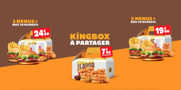 promos burger king été 2020